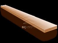 Полоса бронзовая 600×10