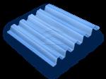 Профнастил с полимерным покрытием