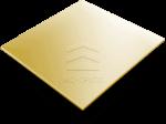 Лист латунный 2мм 600×1500мм, марка ЛС59-1м