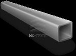 Труба электросварная стальная квадратная