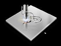 Микролазерная резка листового проката